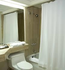 weiße vorhang badezimmer 100 polyester rafitextil
