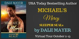 Book Feature Michaels Mercy Sleeper SEALs 3 By Dale Mayer