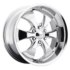 Liquid Metal Lithium 6 Wheels | Multi-Spoke Chrome Truck Wheels ...