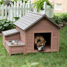 Do All Big Dogs Shed by Boomer U0026 George A Frame Dog House With Food Bowl Tray And Storage