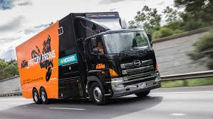 KTM Racing Shifts Up With Hino Trucks | Auto Moto | Japan Bullet 2018 Hino Box Truck In Custom Black Hino Toyota Boxtruck Pilipinas Inc Hlights Durable Dutro Truck Series 300series Trucks Medan Motor Vehicle Company Facebook 5 Photos Dealer Pa Nj Cabover Cventional 155dc Landscape For Sale Mj Nation Improves Comfort Operability With Full Upgrades To 338 Cash In Transit For Armored Vehicles 500 Fe 1426 Ekebol Tow Auspec 2015pr Hinoentsclass8marketwithxlseries Trailerbody Builders Tractor Exporter China Hino Trucks Youtube