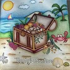 Coloring Books Colouring Enchante Johanna Basford Reino Animal Garden Animals
