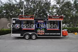 100 Bbq Food Truck For Sale BBQ Smoker Concession Trailers Concession Nation