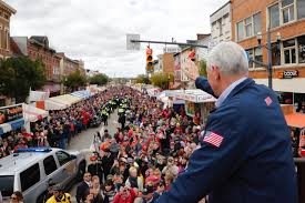 Pumpkin Festival Circleville Ohio 2 by Ohio Trump Voters Unfazed By Flynn Resignation And White House