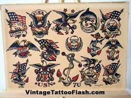 Military Tattoo Sheet Photo