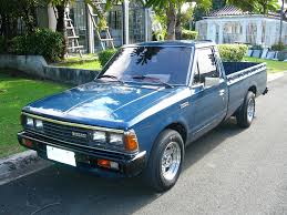 Nissan 720   1984 Nissan 720 Long Bed