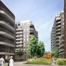 100 Oaklands House Old Oak Common New London Development