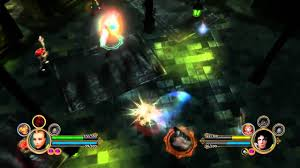 dungeon siege 3 split screen dungeon siege iii co op gameplay
