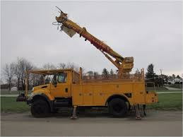 International Digger Derrick Trucks In Pennsylvania For Sale ▷ Used ...