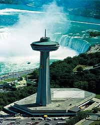 Skylon Tower Revolving Dining Room by Three U0026 Four Night Super Saver Packages In Niagara Falls