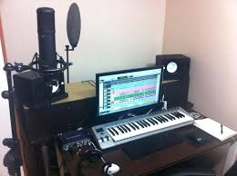 Bedroom Recording Studio Design Home Ideas Simple