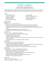 How To Write An Electrician CV Example & Templates Guide Guide Electrician Resume Samples 12 Examples Pdf Unbelievable Sample Canada Electrical Apprentice Best Of Journeymen Electricians Example Livecareer 10 Apprentice Electrician Resume Examples Cover Letter The Samples Menu Or Click Here To Order Your New New Templates Visualcv Industrial And For 2019 Licensed Velvet Jobs