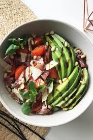 recette de cuisine equilibre plat 4 salade d été gourmande et équilibrée way two cool