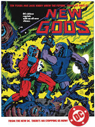 These Are The Legendary Tales Written And Illustrated By Jack King Kirby That Introduced Warring Worlds Of Apokolips New Genesis Their Rulers