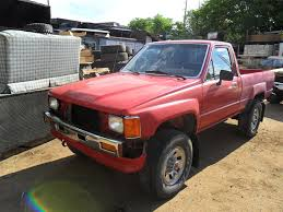 100 Toyota Truck Parts New Arrivals At Jims Used 1986 Red