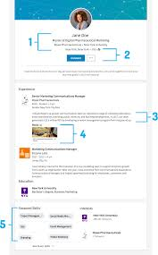 What Your LinkedIn Profile Should Look Like In 2018 | Work ...