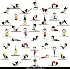 89 Yoga Poses And Names For Kids