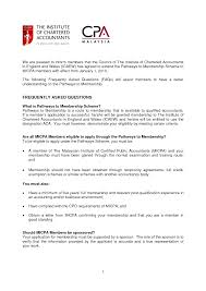 Resume Sample Pdf Malaysia Cv For Job Application Example Within Chartered Accountant Format