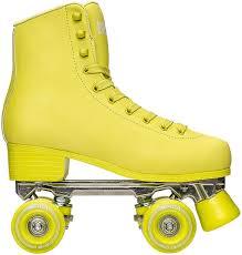 100 Roller Skate Trucks Impala Skates Girls Impala Quad Big KidAdult Voltage Green 6 US Mens 4 Womens 6