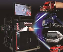 100 Commercial Truck Alignment Bee Line Debuts New Alignment System
