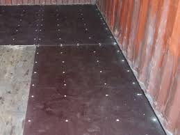 100 Shipping Container Floors Repairs Maintenance Modifications MC S