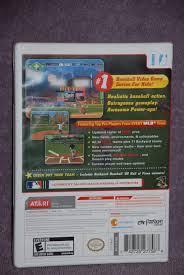 Backyard Baseball '10 (Nintendo Wii, 2009) | EBay Fresh Backyard Baseball 2007 Vtorsecurityme Avery Seltzer The Game Haus Lets Play 2003 Part 1 Creation Youtube Cpedes Family Bbq On Twitter Congrats To Jeff Bagwell One Of 2001 Ideas House Generation Too Much Tuma 2017 Player Reprentatives 10 Usa Iso Ps2 Isos Emuparadise How Became A Cult Classic Computer Beckyard Tale Preston Beck And Pablo Sanchez Official Tier List Freshly Popped Culture Origin Of A Video Legend Only