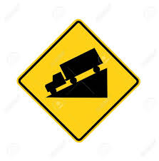 100 Sign Truck Road Downhill Stock Photo Picture And Royalty Free