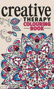 Popular Creative Therapy Colouring Book GBP909 Michael O Mara Is