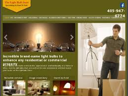 the light bulb store lighting contractors oklahoma city ok