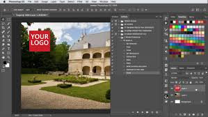 How To Add 3D Text To Photographs 2 Minute Photoshop