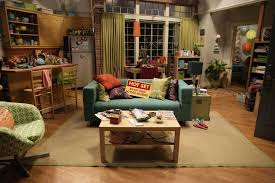 the lovely side penny s apartment big bang theory