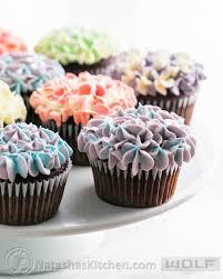 Hydrangea Cupcakes Recipe