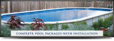 Above Ground Pools Houston 1