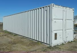 100 40 Shipping Containers For Sale Steel Ship Container Item B3948 SOLD Thursday Novem