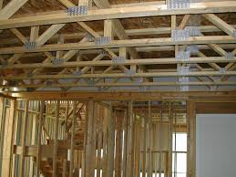 Floor Joist Spacing Shed by Floor Trusses Please Feel Free To Use This Photo But Be Su U2026 Flickr