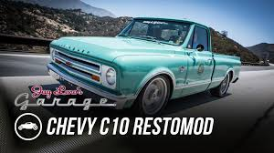 Holley 1967 Chevy C10 Restomod - Jay Leno's Garage - YouTube 1967 Chevy C10 Pickup Truck Hot Rod Network Guilty As Charged Truckin Magazine Project Custom Shop The Interior Holley Blog C10 Swb Original 327 400 Turbo Factory Ac Lmc Of The Yearlate Finalist Goodguys News Are You Fast And Furious Enough To Buy This 67 22 Inch Rims Fesler Trucksuv Projects