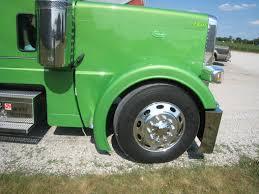 100 Fiberglass Truck Fenders WTI Peterbilt 389 Front Fender WTI