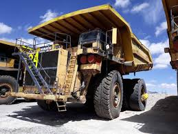 100 Cat Haul Trucks HSM Tire Company Mining Heavy Equipment For Sale