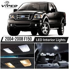 2004-2008 Ford F150 F-150 White Interior LED Lights Package Kit | EBay