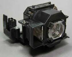 new oem epson elplp34 projector l bulb for powerlite 62c 76c