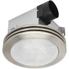 Ductless Bathroom Fan With Light by Shop Bathroom Fans At Lowes Com