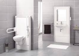 accessibilité des salles de bains trois familles de travaux de