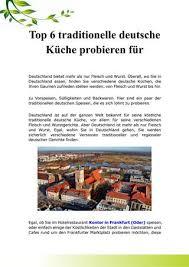 top 6 traditionelle deutsche küche probieren für by kontor