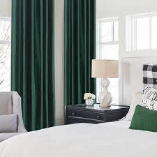 vorhänge für wohnzimmer schlafzimmer weiche anliegende design grün glossy italienische flanell bühne vorhang sofa vorhang