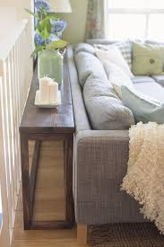 ana white sofa table featuring jenna sue design diy projects