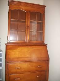 Drop Front Secretary Desk Antique by Furniture Antique Secretary Desk With Hutch Designs Custom Decor
