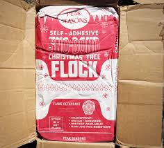 Flocking Powder For Christmas Trees by Flocking A Christmas Tree Happy Happy Nester