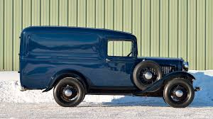 100 Panel Trucks 1932 Ford Truck Really Delivers The Goods Ford