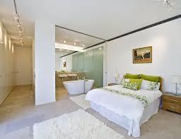 badezimmer offen zum schlafzimmer drei planungsideen