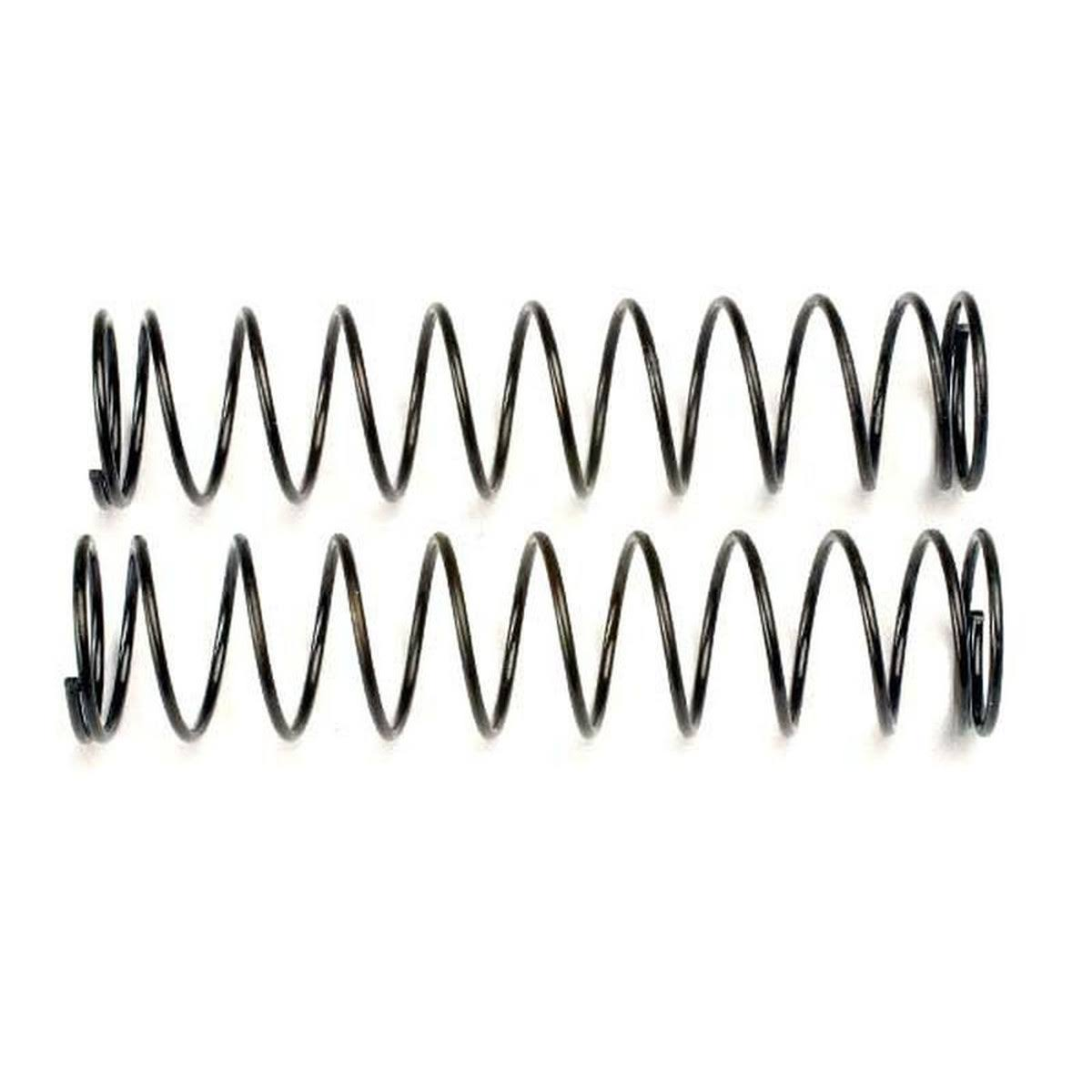 Traxxas 4457 Rear Rustler Springs - 2pcs, Black